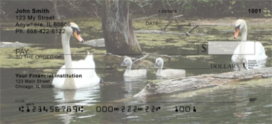 Click on Around the Pond  Personal Checks For More Details