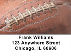 Click on Football Address Labels For More Details