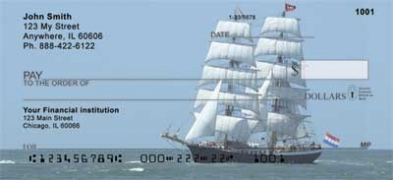 Click on Clipper Ships  Personal Checks For More Details