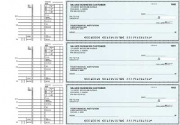 Click on Teal Safety Multi Purpose Business Checks For More Details