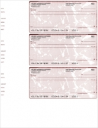 Click on Red Marble 3 Per Page Wallet Checks For More Details