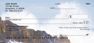 Click on God's Blessings  Personal Checks For More Details