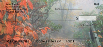 Click on Dreary Fall Days  Personal Checks For More Details