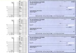 Click on Blue Safety Multi Purpose Business Checks For More Details