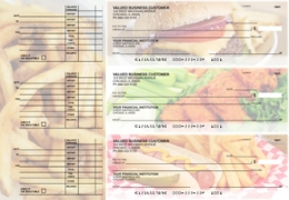 Click on American Cuisine Accounts Payable Designer Business Checks For More Details