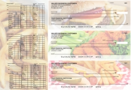 Learn more about American Cuisine Payroll Designer Business Checks