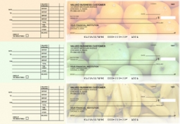 Click on Fruit Accounts Payable Designer Business Checks For More Details