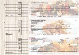 Click on Chinese Cuisine Accounts Payable Designer Business Checks For More Details