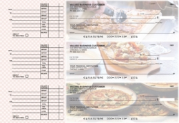 Click on Pizza Accounts Payable Designer Business Checks For More Details