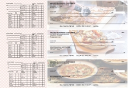 Click on Pizza Payroll Designer Business Checks  For More Details