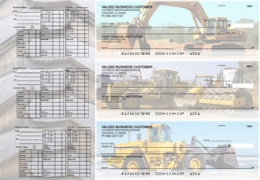 Click on Construction Payroll Designer Business Checks  For More Details