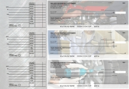 Click on Mechanic Accounts Payable Designer Business Checks For More Details
