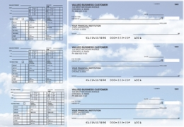 Click on Clouds Payroll Designer Business Checks  For More Details