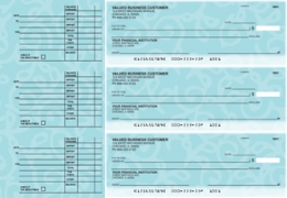 Click on Swirls Accounts Payable Designer Business Checks For More Details