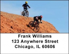 Click on Mountain Bikes Address Labels For More Details