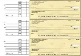 Click on Yellow Safety Accounts Payable Business Checks For More Details