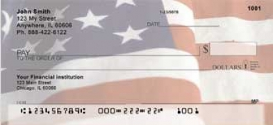 Click on American Pride Personal Checks For More Details