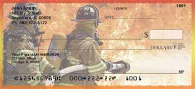 Click on Fire Fighters  Personal Checks For More Details