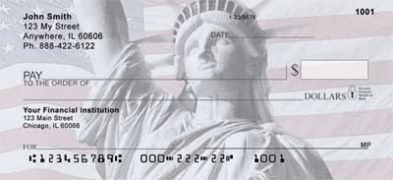 Click on American Reflections  Personal Checks For More Details