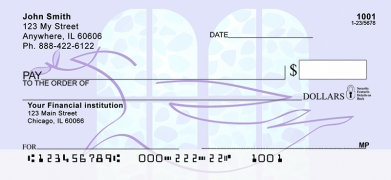 Click on Peace  Personal Checks For More Details