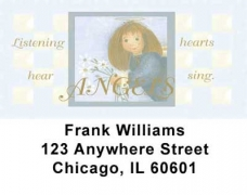 Click on Angels Address Labels by Lorrie Weber For More Details