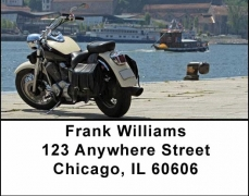 Click on Scenic Cycles Address Labels For More Details