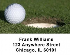 Click on Golf Address Labels For More Details