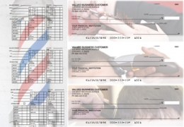 Learn more about Barber Payroll Designer Business Checks