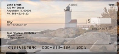 Click on Lighthouses Scenic Views Personal Checks For More Details
