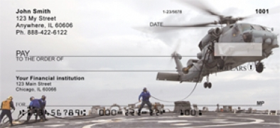 Click on Sea Hawks Helicopters  Personal Checks For More Details