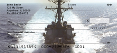 Click on USS Farragut  Personal Checks For More Details