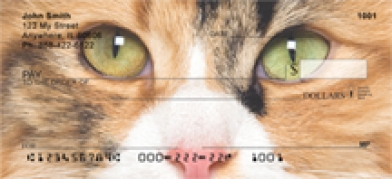 Click on Calico Cats - Cat Personal Checks For More Details