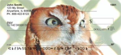 Click on Owl Personal Checks For More Details