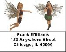 Click on Fairy Labels - Forest Fairies Address Labels For More Details