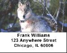 Click on Wolves Labels - Wolf Address Labels For More Details
