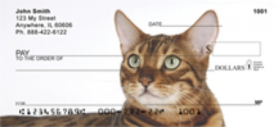 Click on Bengal Cats - Bengals Cat  Personal Checks For More Details