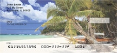 Click on Beachfront Views Beach Personal Checks For More Details
