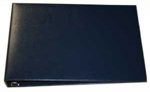 Click on Blue Business 7 Ring Check Binder For More Details