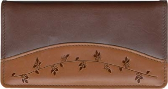 Click on Ivy Accents Leather Side Tear Style Checkbook Cover For More Details