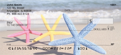 Click on Stars of the Sea Personal Checks For More Details