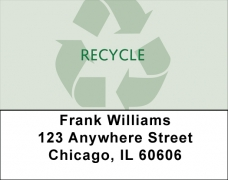 Click on Recycle  Address Labels For More Details