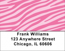 Click on Zebra Pattern Address Labels For More Details