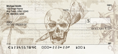 Click on Pirates Personal Checks For More Details