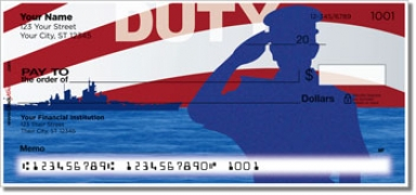 Click on Navy Personal Checks For More Details