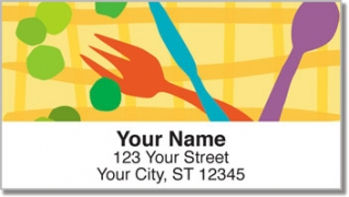 Click on In the Kitchen Address Labels For More Details