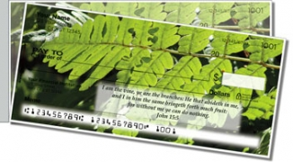 Click on Holy Scripture Side Tear Personal Checks For More Details