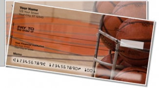 Click on Basketball Side Tear Personal Checks For More Details
