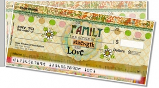 Click on Friends and Family Side Tear Personal Checks For More Details