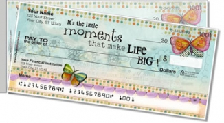 Click on Joyful Inspiration Side Tear Personal Checks For More Details