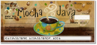 Click on Zipkin Coffee Personal Checks For More Details